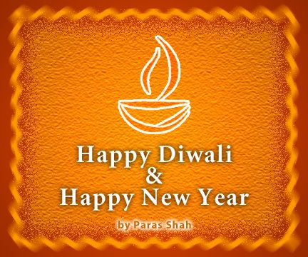 Happy New Year And Happy Diwali Images 18