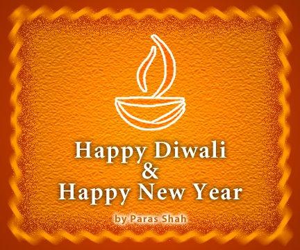 Happy New Year And Happy Diwali 35