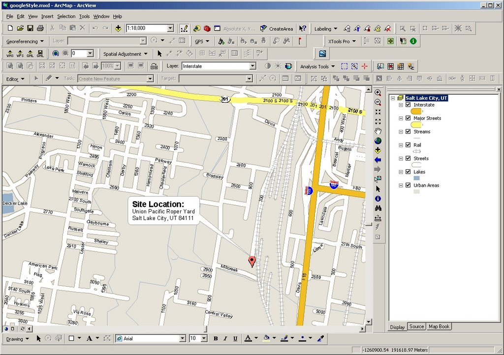 Geocoding and geosearch