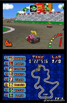 Boomtacular Mario Kart Ds