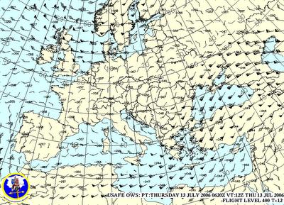 mapa de ventos de portugal Gerotempo: 283. Carta sinóptica e de ventos mapa de ventos de portugal