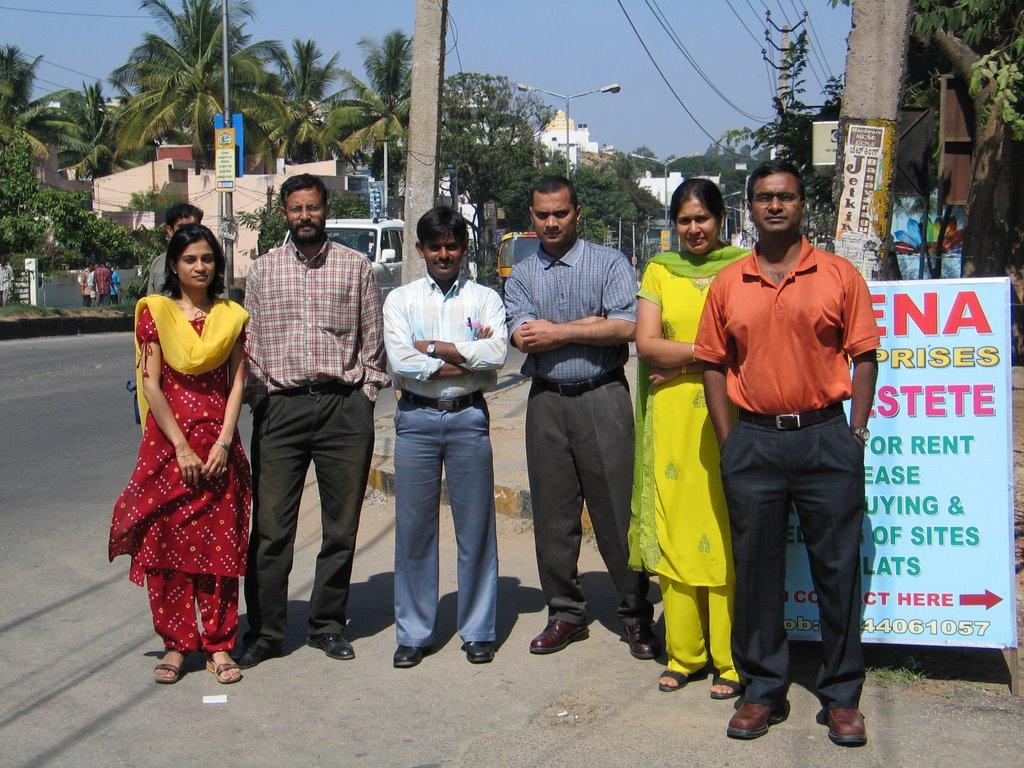 Krishna@FlatWorld: Welcome To FlatWorld Technologies, Bangalore