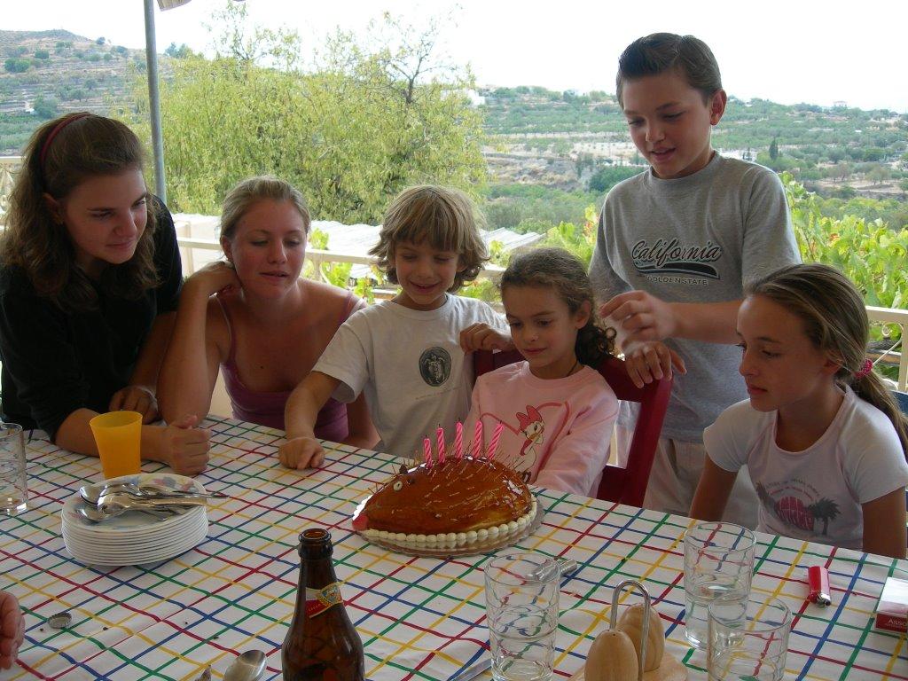 The Daglas Family September 2006