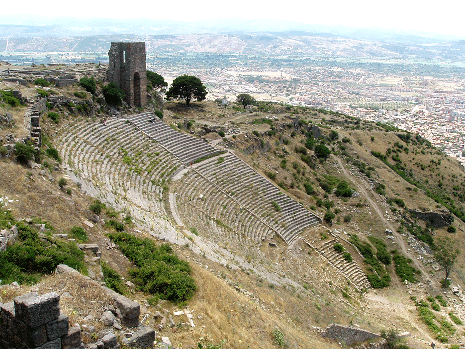 An overview of the ancient greek theater and drama