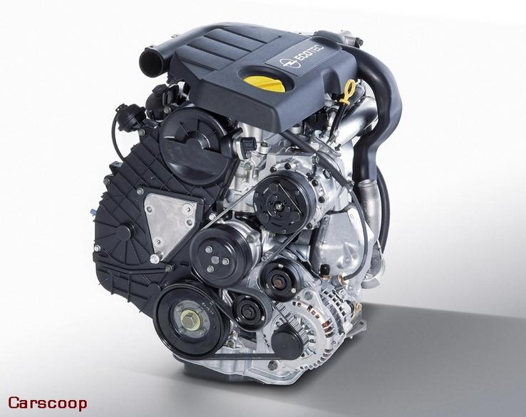 moteur zafira opc 2007