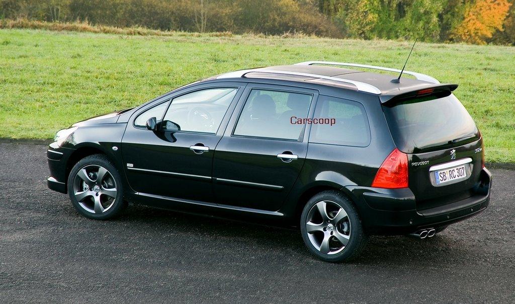 peugeot 307 sw rc-line  carscoop's
