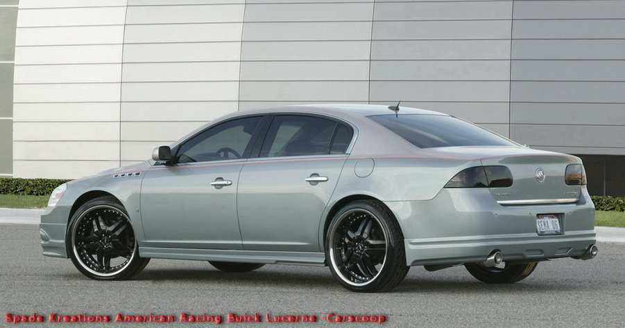 Carscoop Buick Lucerne Resize on 2006 Buick Lucerne