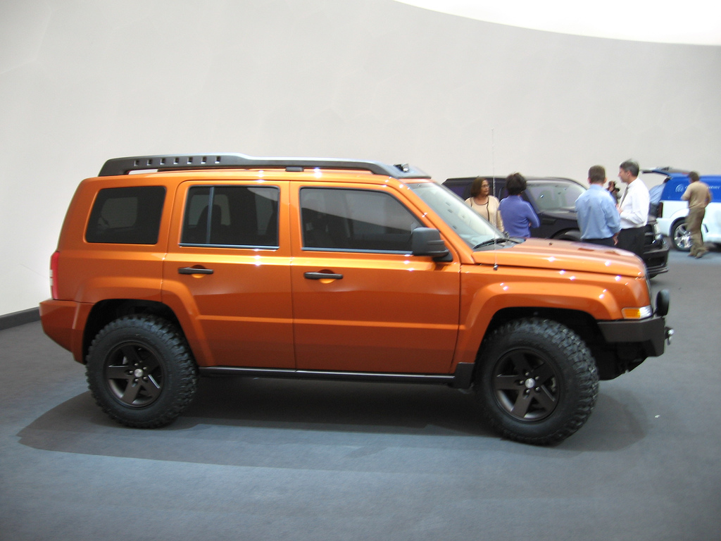 Lifted Jeep Patriot.... sweet - Page 2 - JeepForum.com