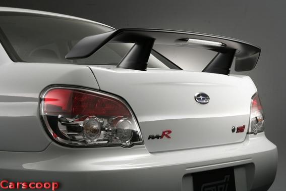 2007 Subaru Impreza Wrx Sti Spec C Type Ra R