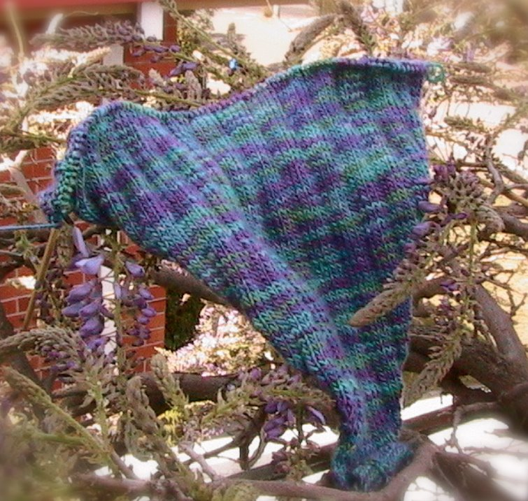 A little here, a little there… – Knightly Knitter