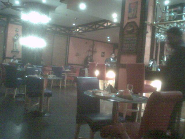 Restaurants Indijoe Airport Road Bangalore