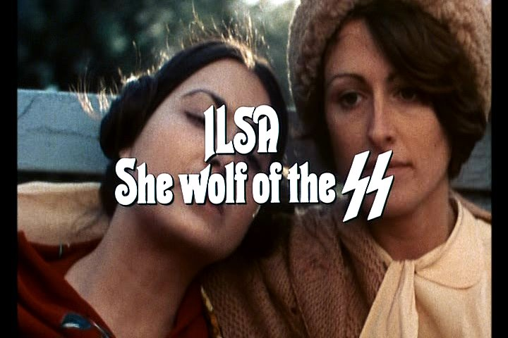 Ilsa she wolf of the ss 1975