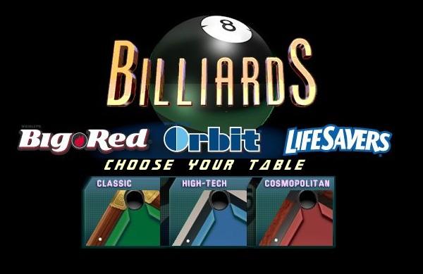 The Elderly Gamer: Candystand Billiards tops games buzzlist