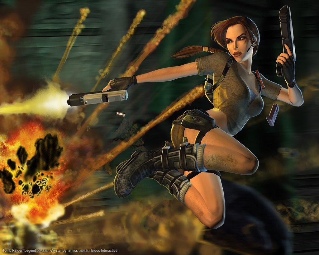 The Elderly Gamer Tomb Raider Legend Walkthrough Xbox Ps2