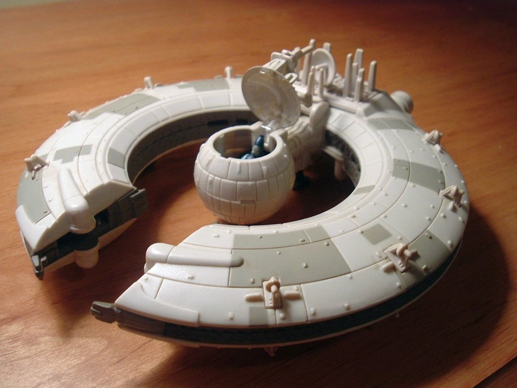 Star Wars Action Fleet Droid Control Ship