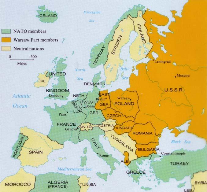 ºo Will Mºde N Hi Tor World Ssl G Oº Cold War Map