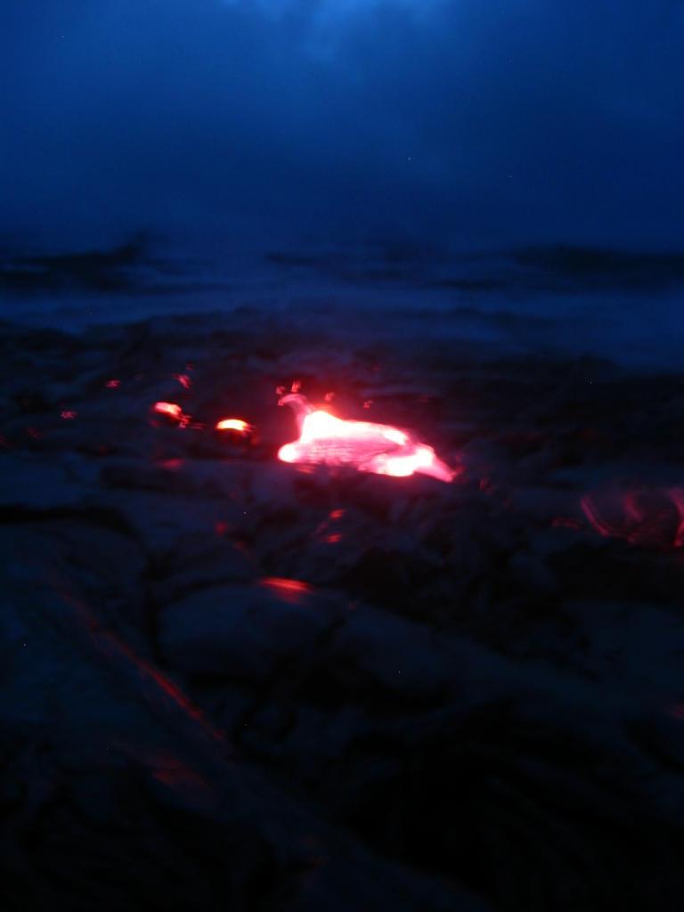Big Island Sterne Gucken