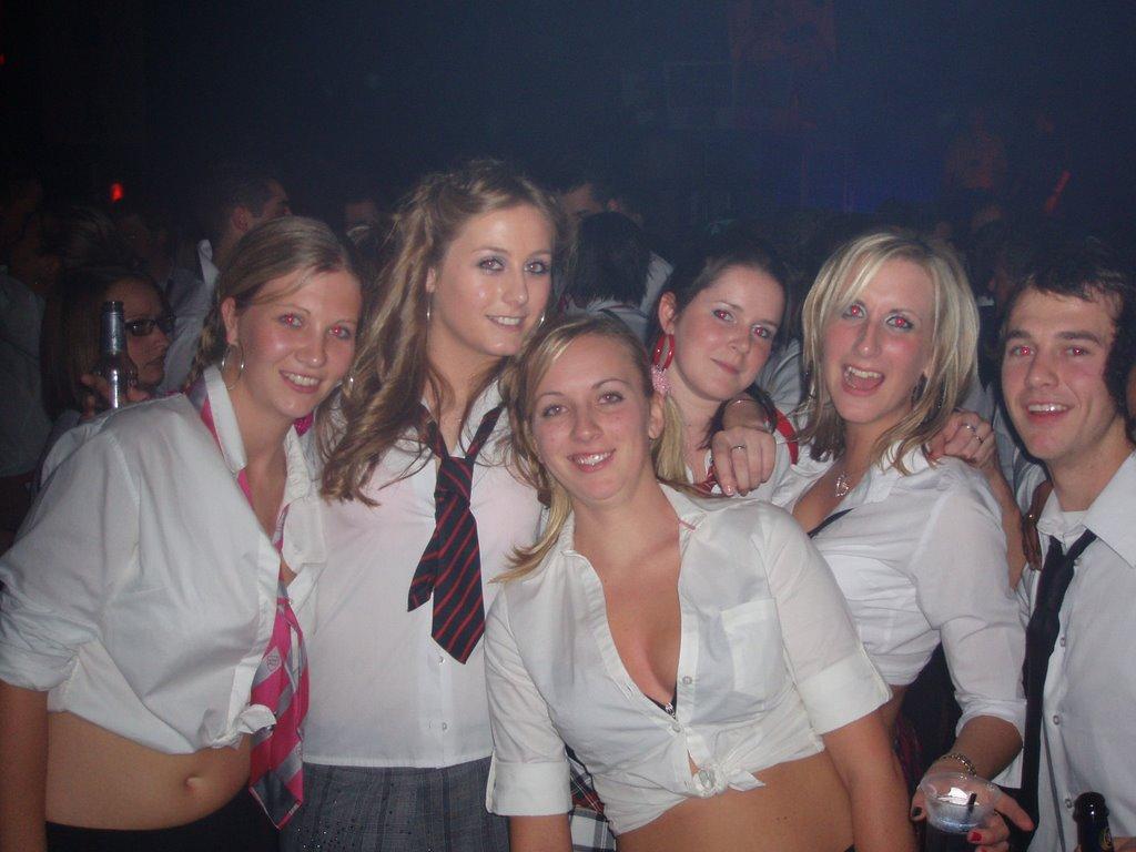 The wonderful world of Pink: School Disco - Hammersmith Palais