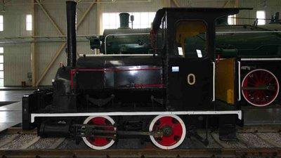 BeijingMan: China Railway Museum