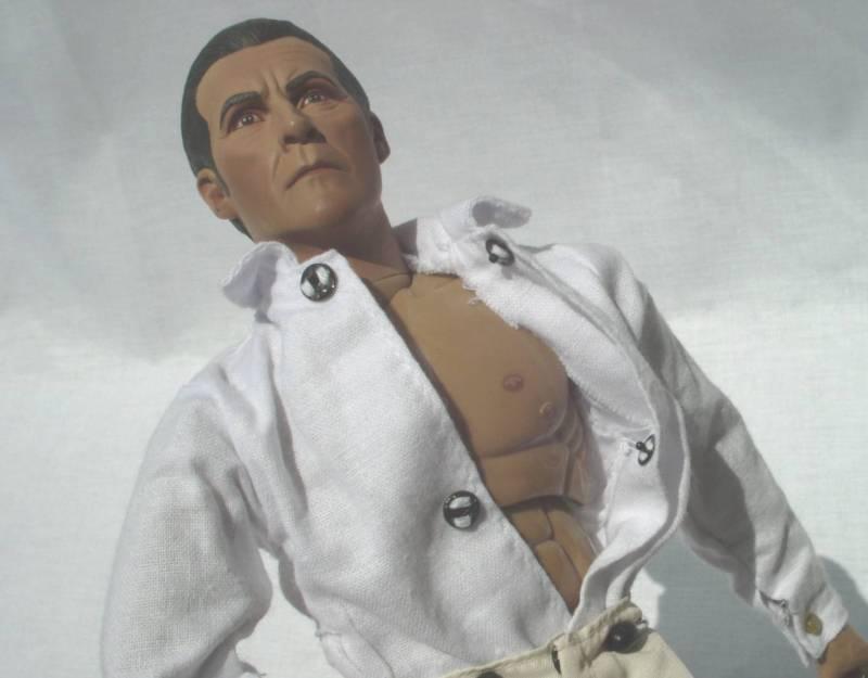 The Superfluous Nipple: The Scaramanga Gene