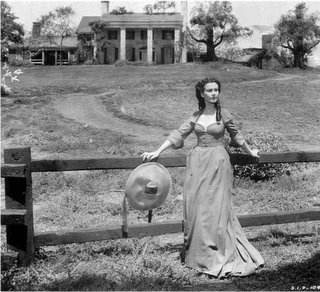"""The Hollywood Art: REAL """"GONE WITH THE WIND"""" Part II"""