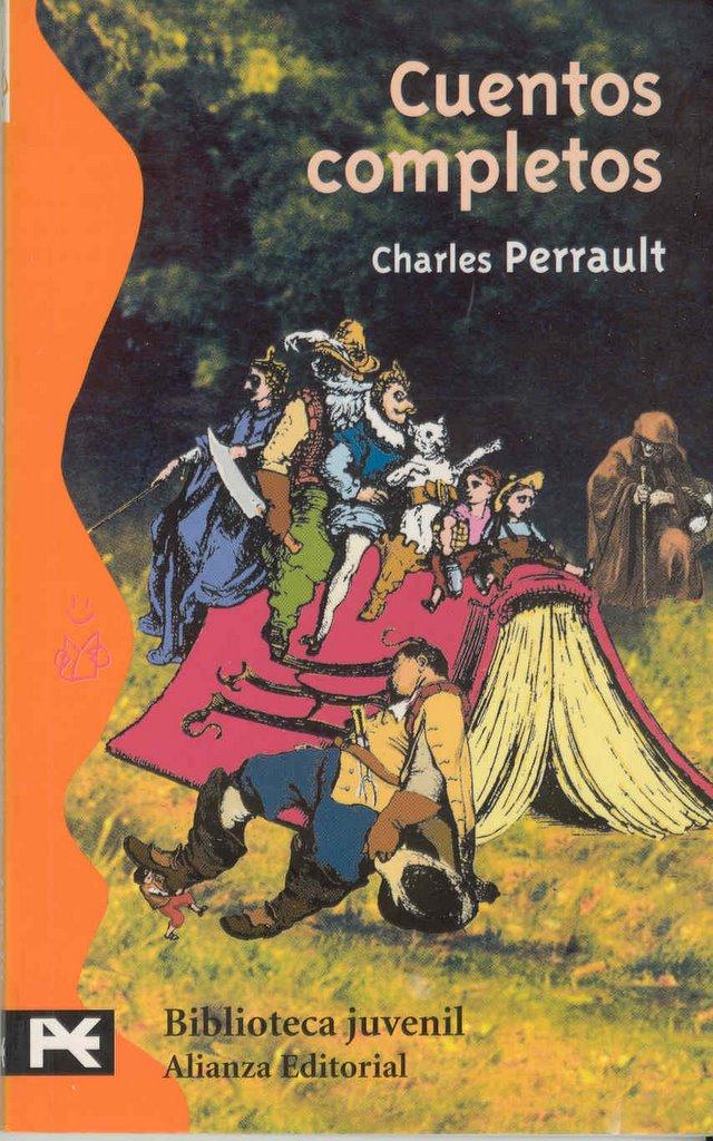 Memorias de un friki: Cuentos Completos de Charles Perrault