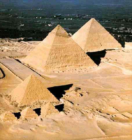 Resultado de imagen de piramides de keops kefren y micerinos
