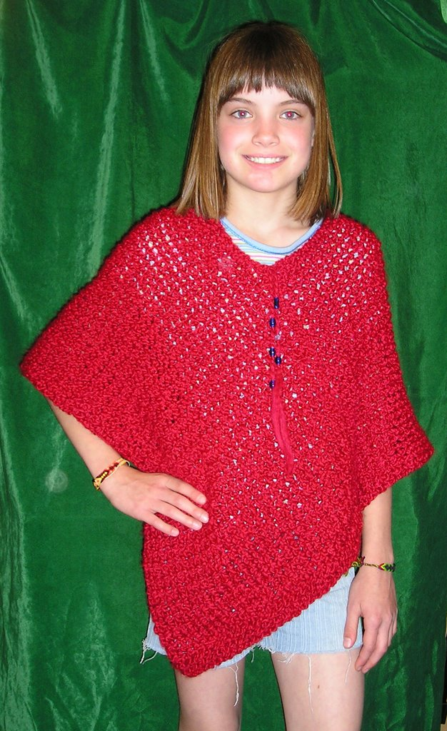Duxall Inarow: Simply Pretty Soft Ponchos