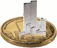 WTC commemorative coin