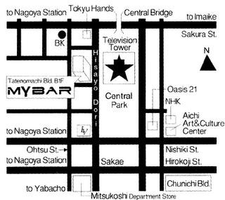 MyBar map