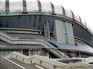 Osaka Dome, Taisho ward, Osaka.