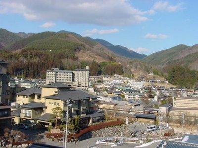 Hirugami Onsen, Nagano Prefecture