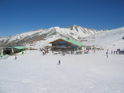 Ski Resort, Alborz Mountains