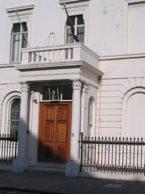 Portuguese Embassy in London