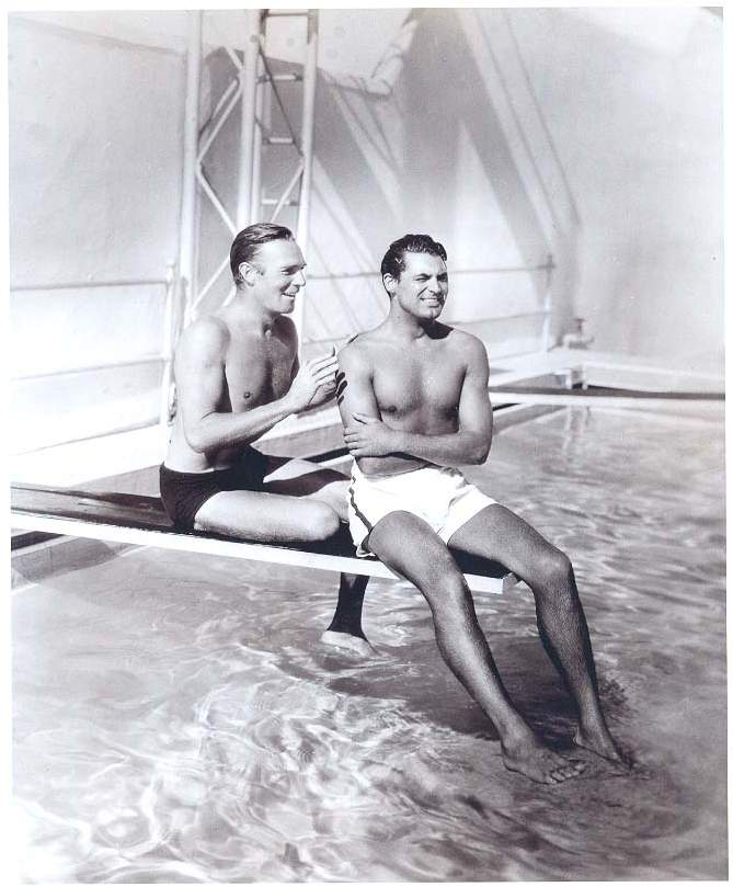 Trouble In Paradise Hollywood Beefcake Pre Code Edition