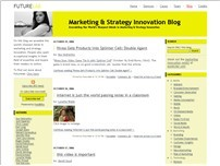 Marketing & Strategy Innovation Blog