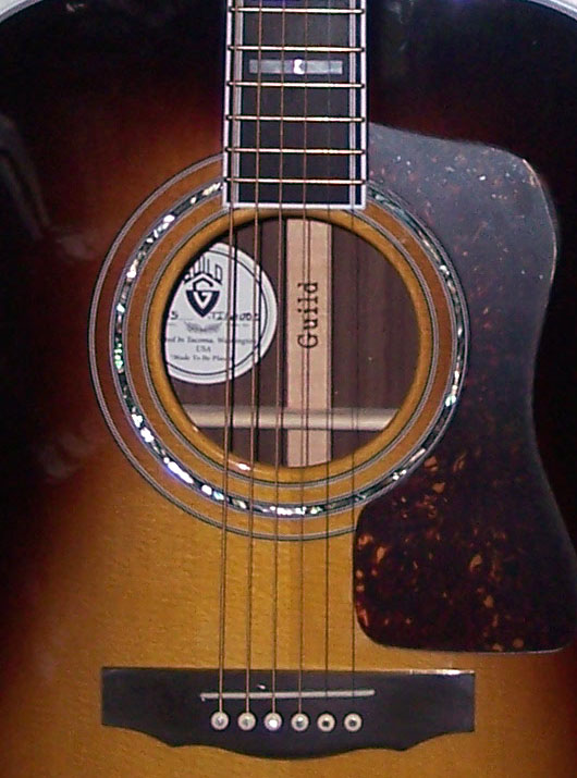 C B  Perkins Inc  – Luthiers: Featured Guitar of the Month