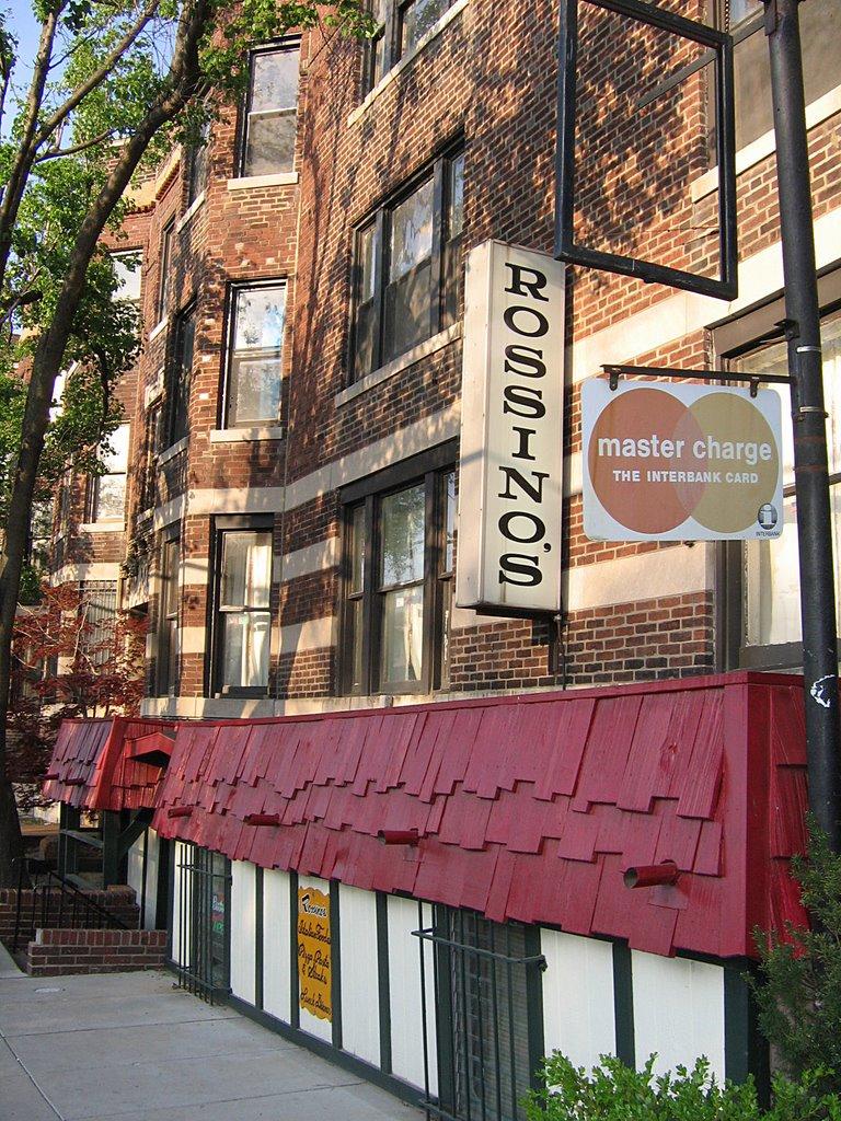 Farewell To Rossino S Italian Restaurant B E L T St Louis