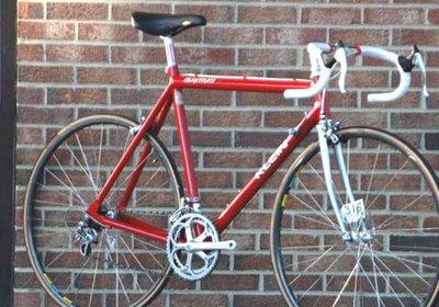 Diablo Scott's Bike Blog: A History of Klein Road Bikes