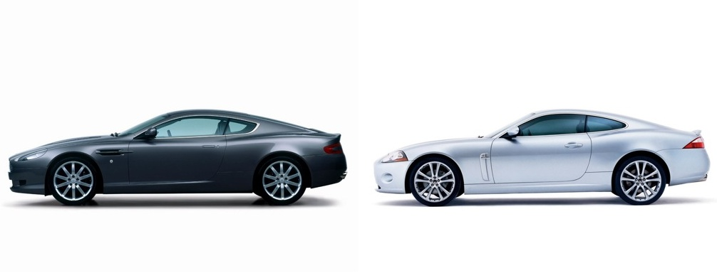 A Straight And Simple Review Aston Martin Db9 Or Jaguar Xk