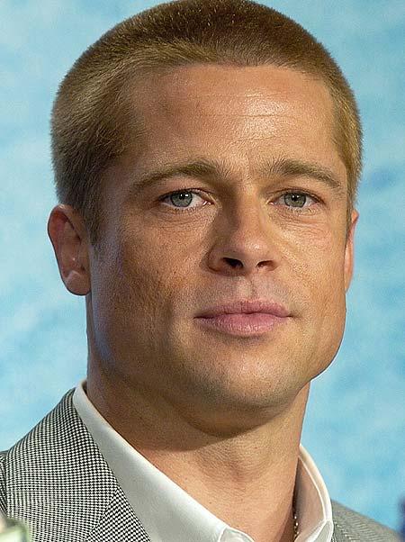 Brad Pitt No Aguanta Un Primer Plano Fug And Busted