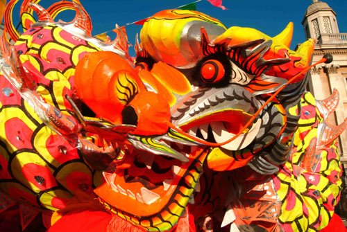 Washington Cube: Happy Chinese New Year