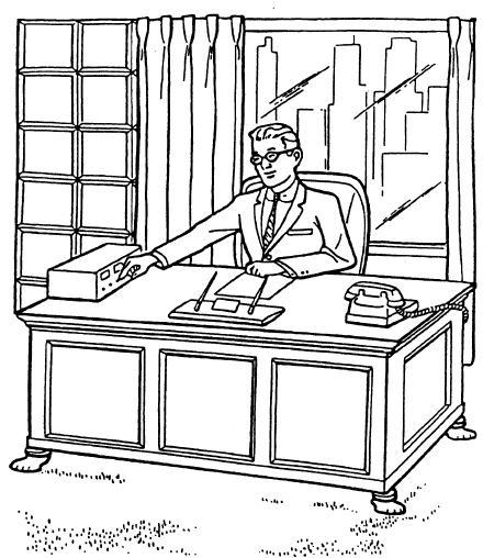 office adminstator coloring pages - photo #22