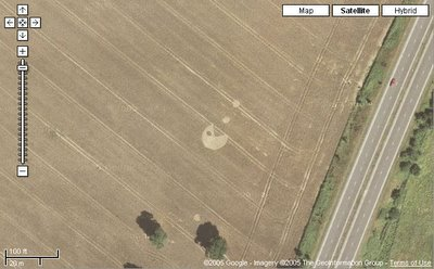 Pac-man in Farmer's Field