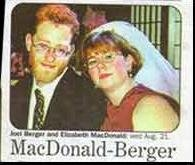 Brides Who Likely Won't Hyphenate - macdonald-berger