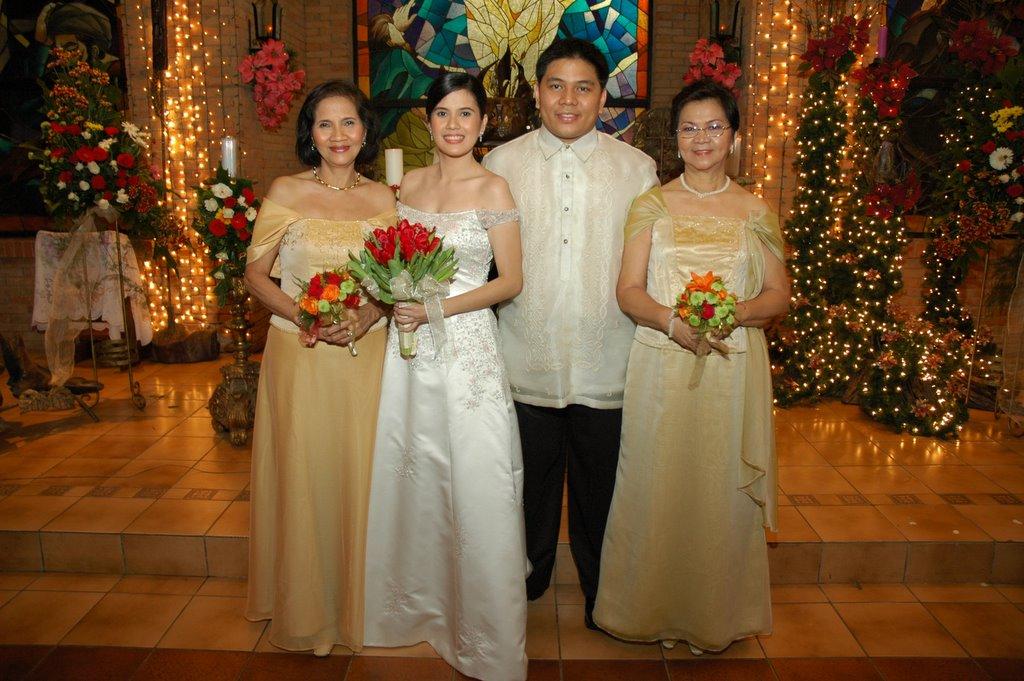 Wedding Secondary Sponsors Dress - Wedding Dress