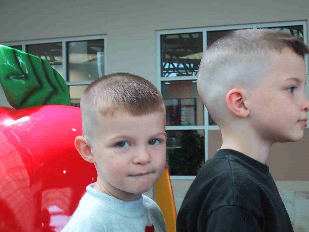Show Me Boy Hairstyles Babycenter