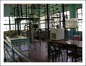 On Top of UP Diliman: Chemical Engineering Laboratory