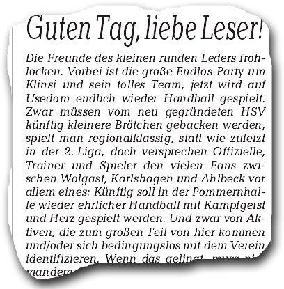 ostsee-zeitung-blog: 13.08.06 - 20.08.06
