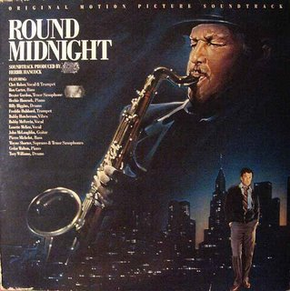 Herbie Hancock - Round Midnight / Original Motion Picture Soundtrack art cover
